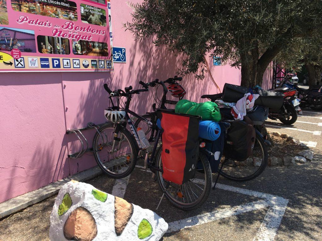 Cyclotourisme dans la Drôme