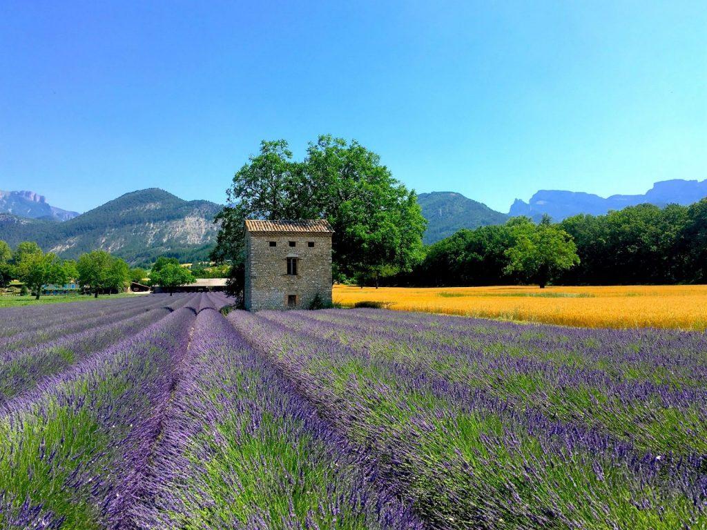 sites touristiques de la Drôme