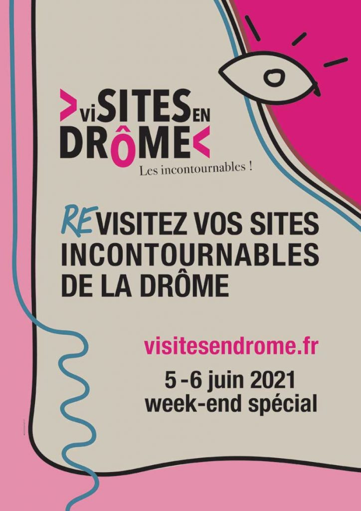 Week-end spécial visites en Drôme