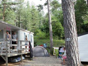 Camping Les Truffières Ardèche