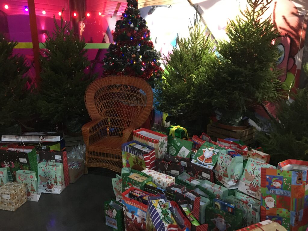 Organiser votre arbre de Noël